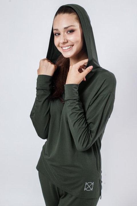 OXO-0739 Комплект джемпер+брюки жен. мод. 7