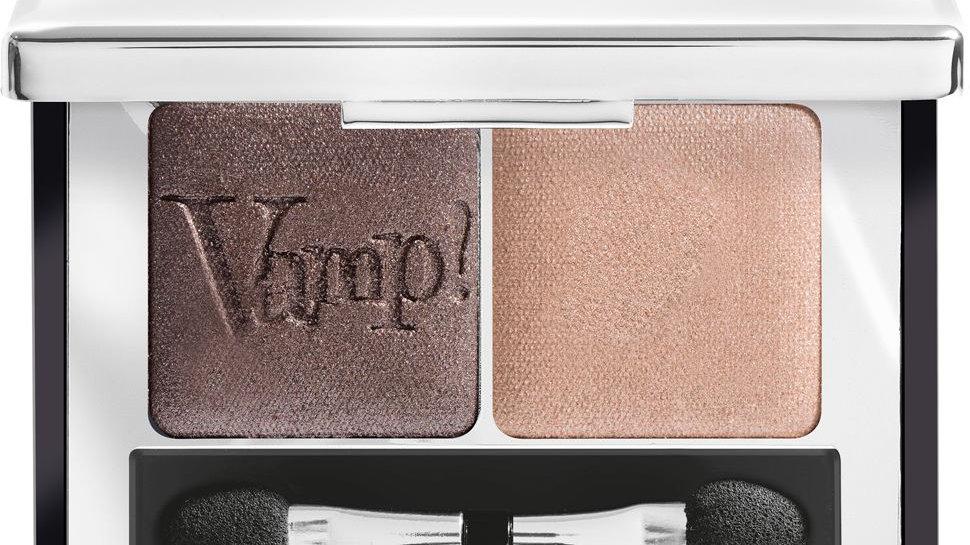 PUPA  Компактные двойные тени VAMP! DUO тон 004 бронзовый янтарный
