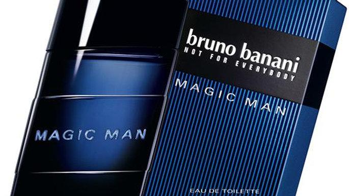 BRUNO BANANI MAGIC MAN 50ml edt TESTER