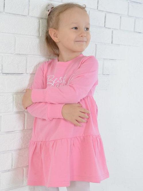 Платье дет GDR 67-099в Pink Princess