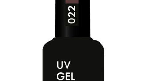 OLYSTYLE Гель-лак д/ногтей тон 022 баклажановый
