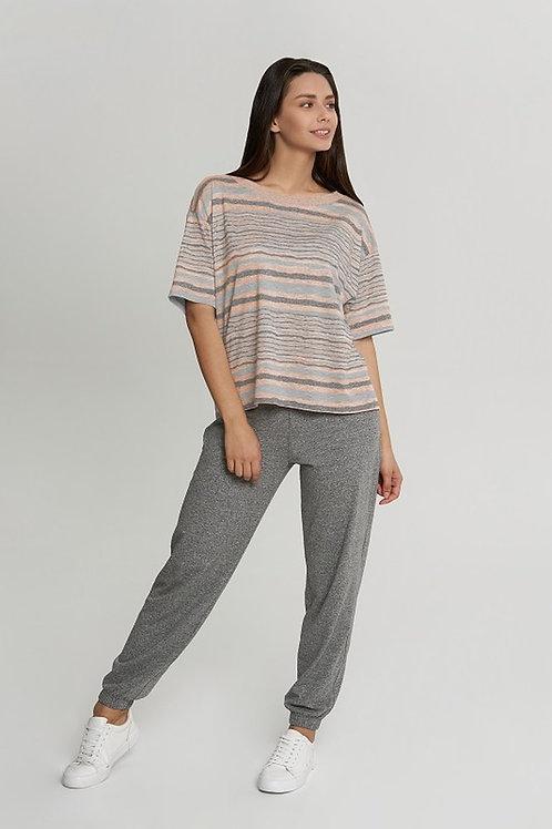OXO-1555 Комплект футболка/брюки жен. мод. 23
