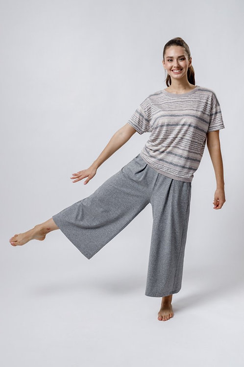 OXO-0940 Костюм блуза/кюлоты жен. мод. 1
