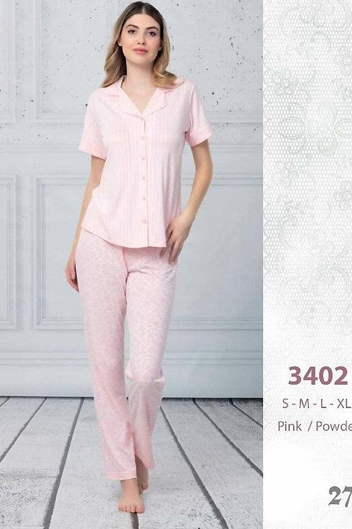 3402 Пижама с брюками