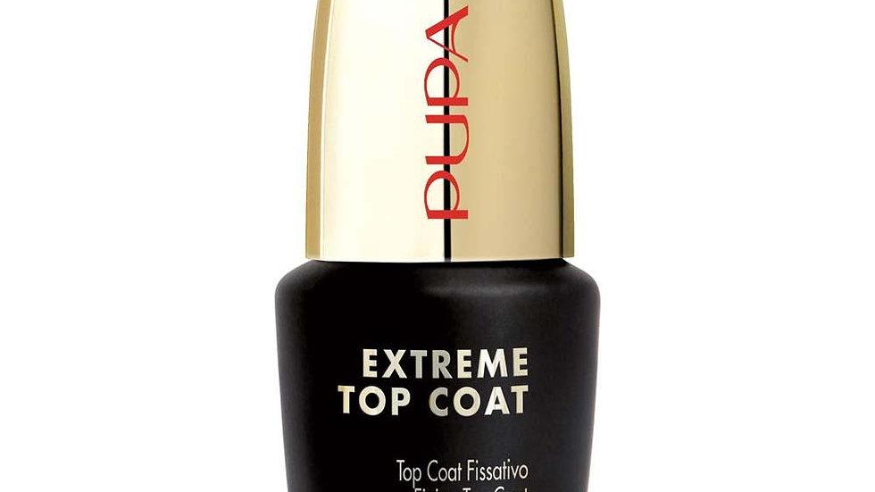 PUPA  Покрытие для ногтей Extreme Top Coat закрепляющее, 5 мл