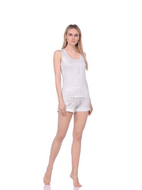 207 Пижама с шортами