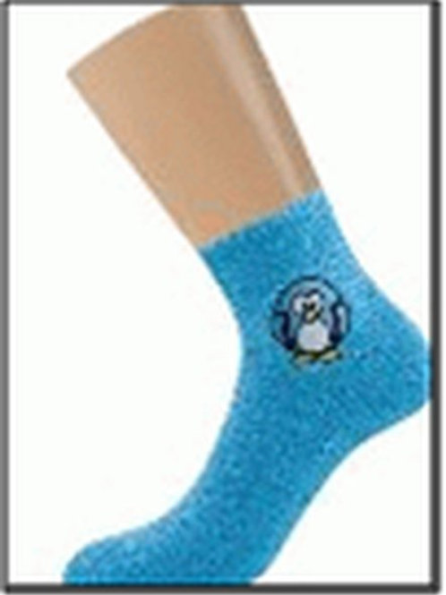 3300-1 INVERNO носки с аппликацией