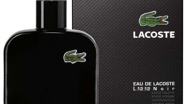 LACOSTE EAU DE LACOSTE L.12.12 MEN NOIR 100ml edt TESTER