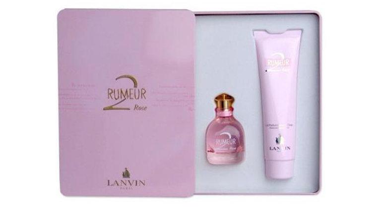 RUMEUR-2 ROSE WOMAN набор (50ml EDP+100ml B/lotion)