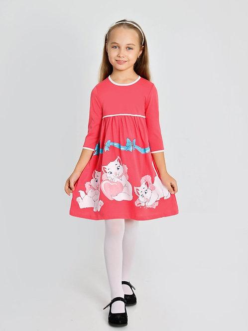 "ПЛ-531/1 Платье ""Котята-1"""