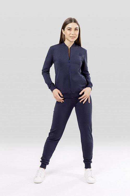 OXO-1351-403 Комплект толстовка/брюки жен  мод. 19