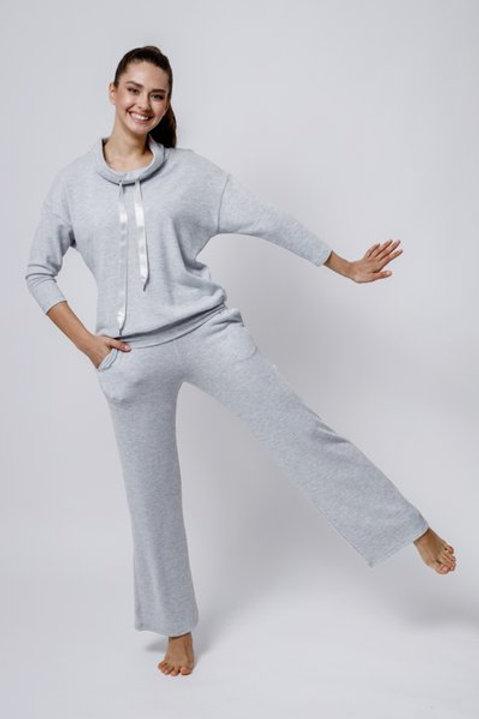 OXO-0935 Комплект джемпер+брюки жен. мод. 15