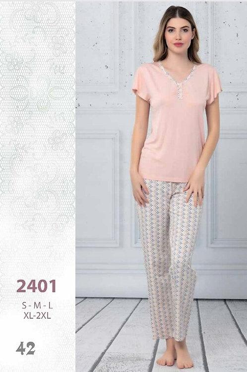 2401 Пижама с брюками