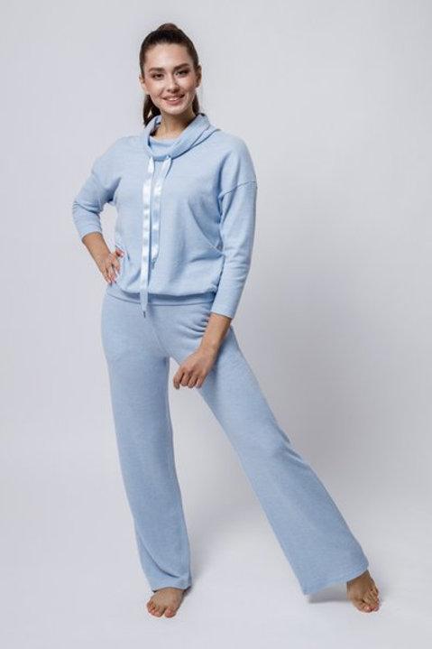 OXO-0936 Комплект джемпер+брюки жен. мод. 15