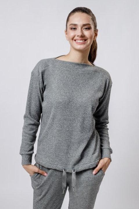 OXO-0893 Комплект джемпер+брюки жен. мод. 14