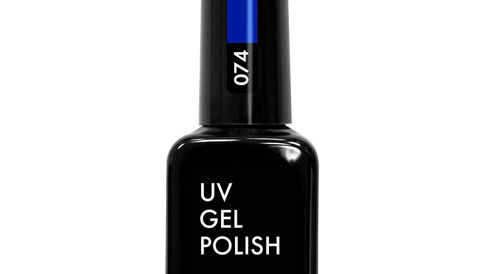 OLYSTYLE гель-лак д/ногтей тон 074 синий