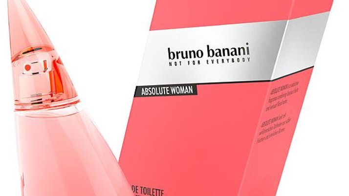BRUNO BANANI ABSOLUTE WOMAN 40ml edt TESTER