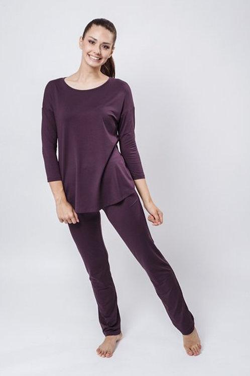OXO-0608 Комплект лонгслив/брюки жен. мод. 2