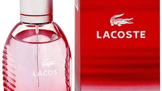 LACOSTE STYLE IN PLAY MEN 125ml edt TESTER