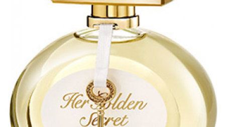 BANDERAS ANTONIO HER GOLDEN SECRET WOMAN 80ml edt