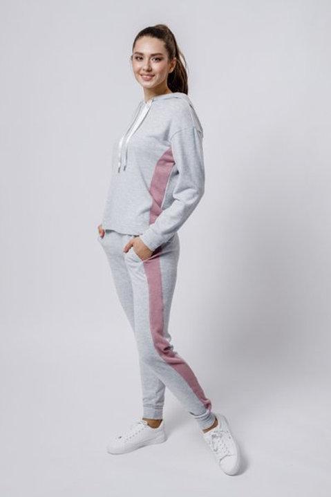 OXO-0934 Комплект джемпер+брюки жен. мод. 16