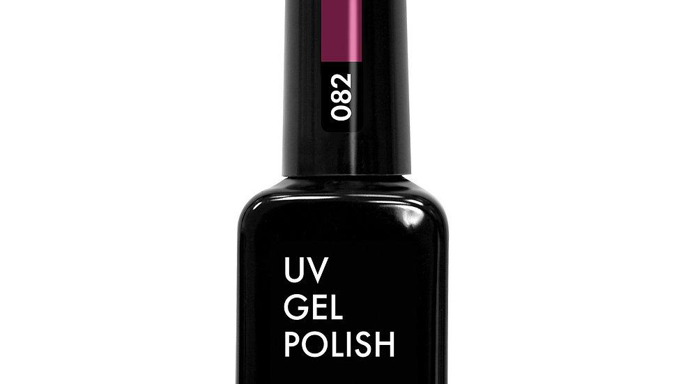 OLYSTYLE Гель-лак д/ногтей тон 082 розово-терракотовый