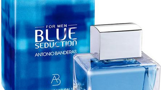 BANDERAS ANTONIO BLUE SEDUCTION MEN 100ml edt
