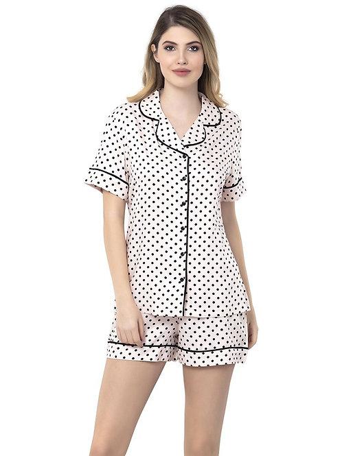 3205 Пижама с шортами