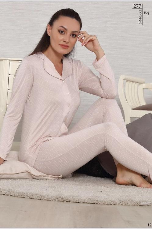 277 Пижама с брюками