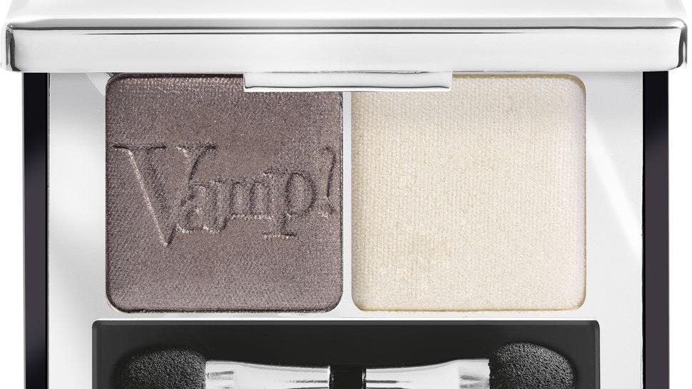 PUPA  Компактные двойные тени VAMP! DUO тон 008 кремовый серо-коричневый