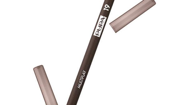 "PUPA  Карандаш д/век с аппликатором ""Multiplay Eye Pencil"""" т.19"