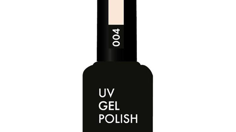 OLYSTYLE Гель-лак д/ногтей тон 004 кремовый