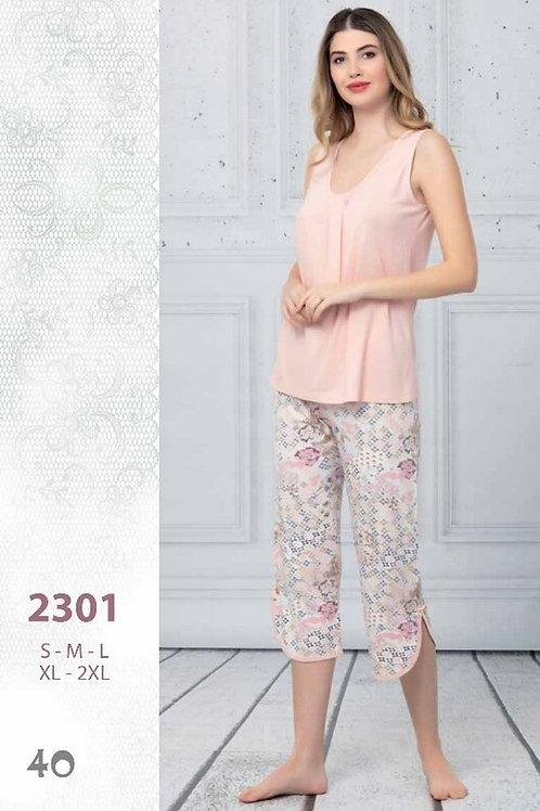 2301 Пижама с капри
