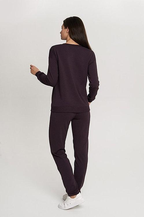 OXO-1440-424 Комплект брюки/свитшот жен. мод. 21