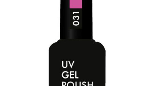OLYSTYLE Гель-лак д/ногтей тон 031 лилово-розовый