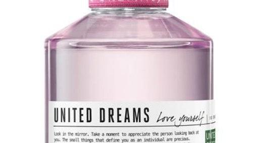 Benetton UD LOVE YOURSELF WOMEN 80ml edt (розовый) TESTER