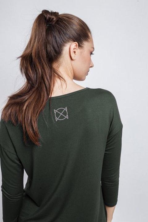 OXO-0741 Комплект лонгслив/брюки жен. мод. 2