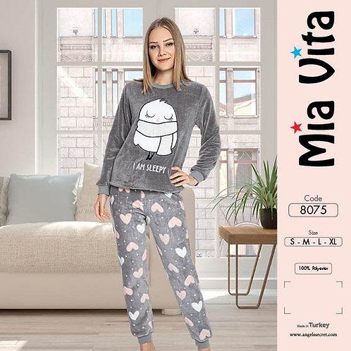 8075  Пижама с брюками