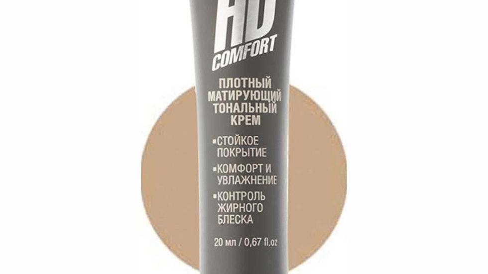 ЕМ Тональный крем HD Comfort ухаживающий, 20 мл, 03 1224