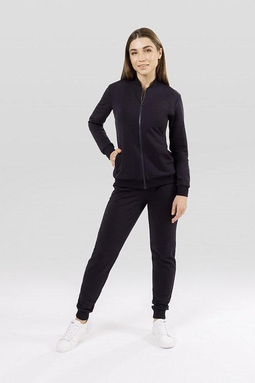 OXO-1352-406 Комплект толстовка/брюки жен. мод.19