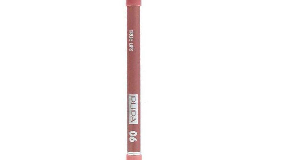 PUPA Карандаш для губ True Lips, 1,2 г, 006 NEW