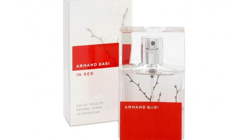 ARMAND BASI IN RED WOMAN 50ml edt