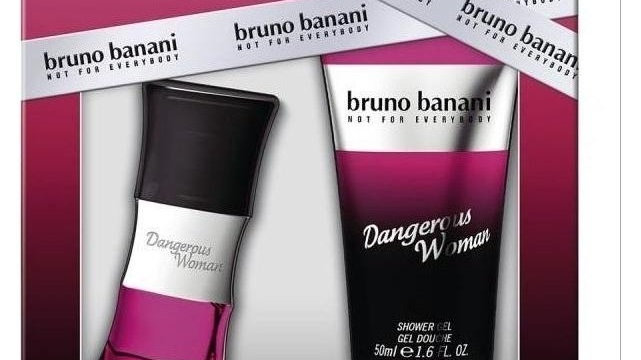 BRUNO BANANI DANGRS WOMAN набор (20ml edt + 50ml Sh/Gel)