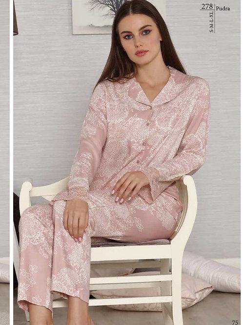 278 Пижама с брюками