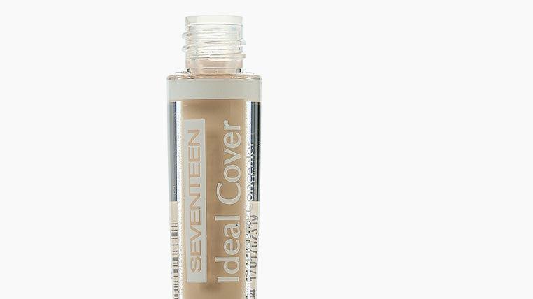 """Seventeen  Жидкий корректор т.04 """"Ideal Cover Liquid Concelar"""" натуральный"""
