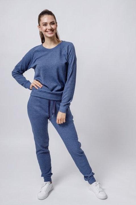 OXO-0890 Комплект джемпер+брюки жен. мод. 12