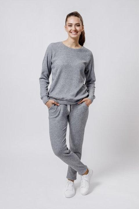 OXO-0891 Комплект джемпер+брюки жен. мод. 12