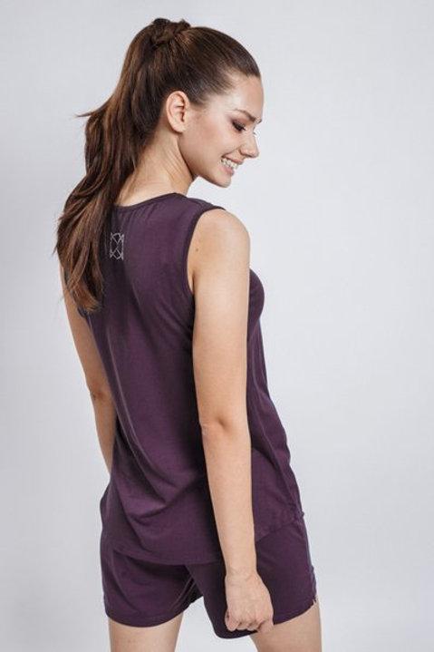 OXO-0726 Комплект топ/шорты жен. мод. 1