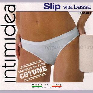 IN-Slip vita bassa-Слип занижен.м/ф,,х/б ластовица