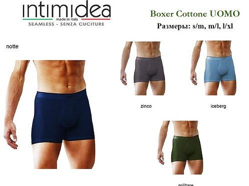 IN-Boxer Cotone UOMO (colour SS19)